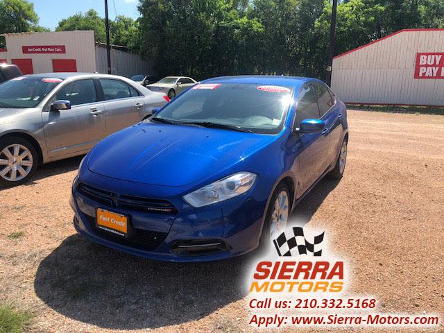 2013 Dodge Dart Sierra Motorssierra Motors