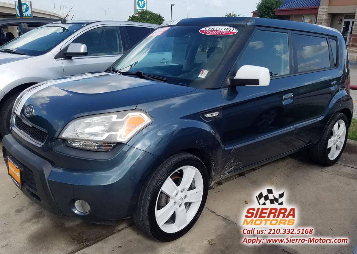 2010 Kia Soul - Sierra MotorsSierra Motors