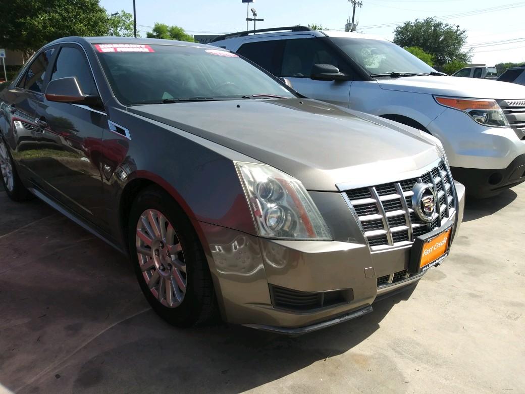 2012 Cadillac CTS - Sierra MotorsSierra Motors